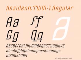 RezidentLT-1