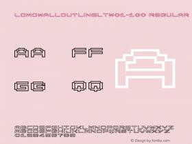 LomoWallOutlineLT-100