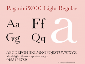Paganini-Light