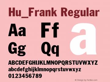 Hu_Frank