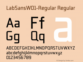 LabSans-Regular