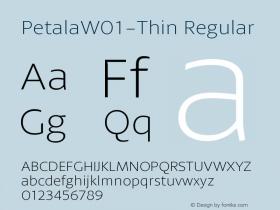 Petala-Thin