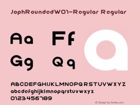 JophRounded-Regular