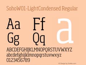 Soho-LightCondensed