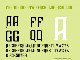 Farquharson-Regular