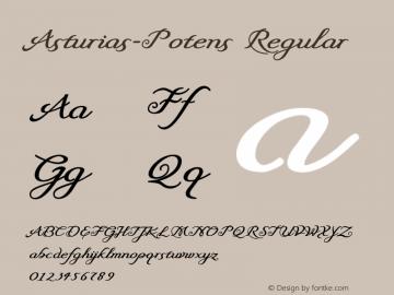 Asturias-Potens