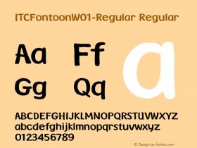 ITCFontoon-Regular