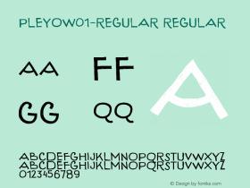 Pleyo-Regular