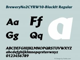 BreweryNo2CYR-BlackIt
