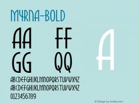 Myrna-Bold