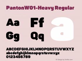 Panton-Heavy