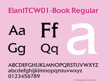 ElanITC-Book