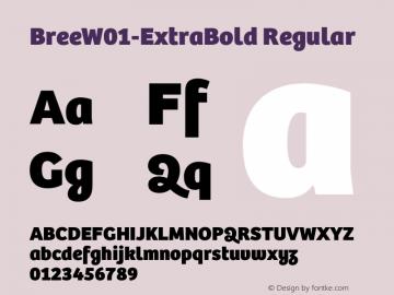 Bree-ExtraBold