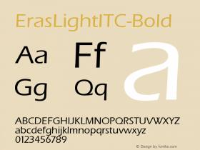 ErasLightITC-Bold