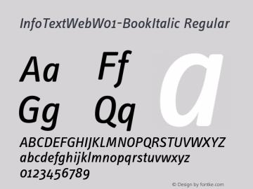 InfoTextWeb-BookItalic