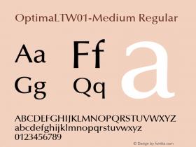 OptimaLT-Medium