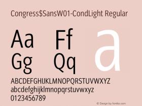 Congress$Sans-CondLight