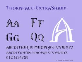 Thornface-ExtraSharp
