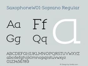 Saxophone-Soprano