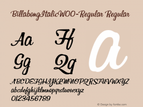 BillabongItalic-Regular