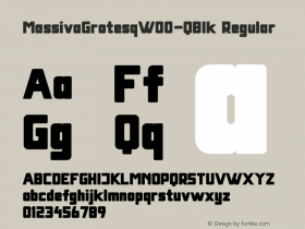 MassivaGrotesq-QBlk