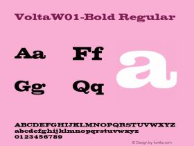 Volta-Bold