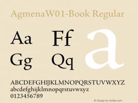Agmena-Book