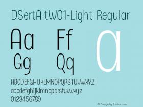 DSertAlt-Light