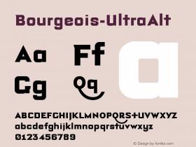 Bourgeois-UltraAlt
