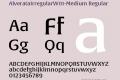 AlverataIrregular-Medium
