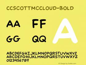 CCScottMcCloud-Bold