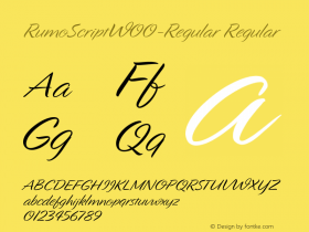 RumoScript-Regular