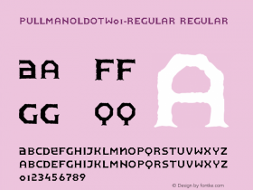 PullmanOldOT-Regular