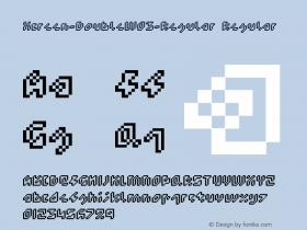Xcreen-Double-Regular