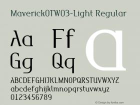MaverickOT-Light
