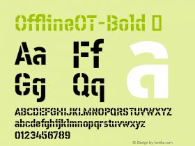 OfflineOT-Bold