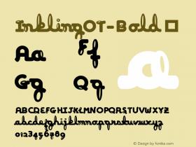 InklingOT-Bold
