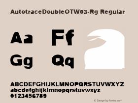 AutotraceDoubleOT-Rg