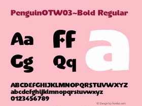 PenguinOT-Bold