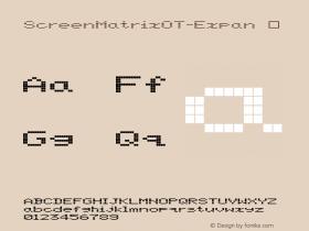 ScreenMatrixOT-Expan