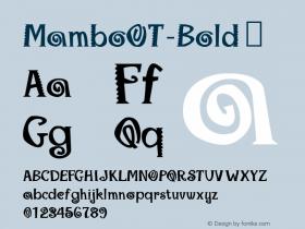 MamboOT-Bold