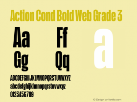 Action Cond Bold Web
