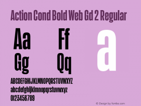 Action Cond Bold Web Gd 2