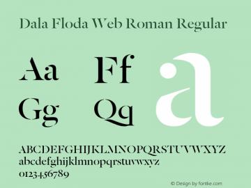 Dala Floda Web Roman