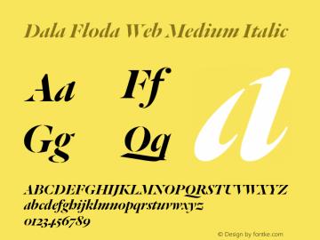 Dala Floda Web Medium
