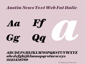 Austin News Text Web Fat