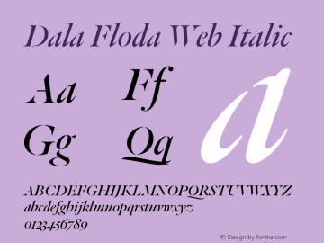 Dala Floda Web