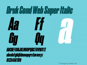 Druk Cond Web