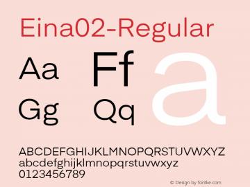 Eina02-Regular
