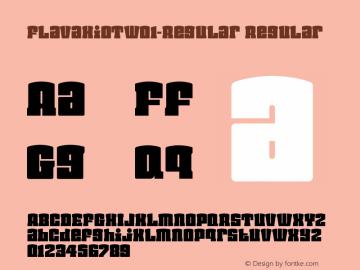 FlavaHiOT-Regular